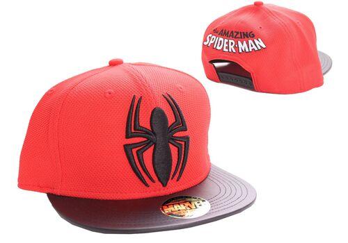 Czapka z daszkiem Spider-Man - Black Spider