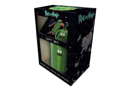 Zestaw prezentowy Rick and Morty - Pickle Rick