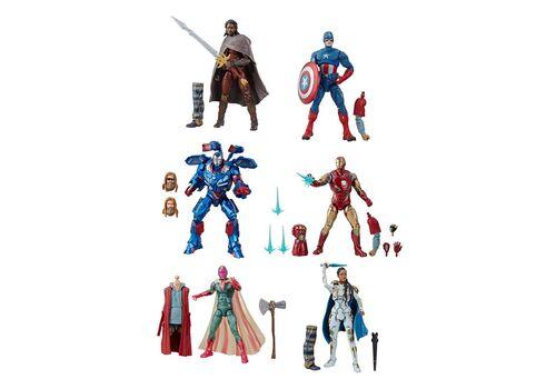 Figurki Marvel Legends - Avengers (Bundle 2019 Wave 3)