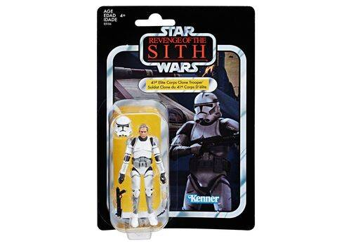 Figurka Star Wars Epizod II Vintage Collection - 2019 41st Elite Corps Clone Trooper Exclusive