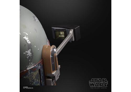 Hełm elektroniczny Star Wars Black Series - Boba Fett