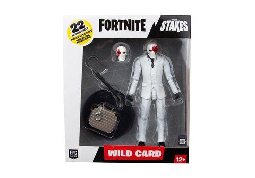 Figurka Fortnite - Wild Card Red 18 cm