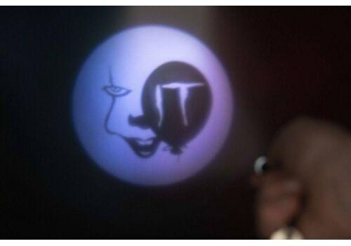 Brelok z latarką It / To - Pennywise