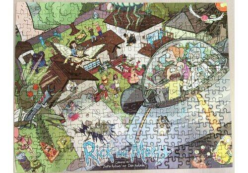 Puzzle Rick and Morty (300 elementów)