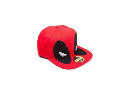 Czapka z daszkiem Marvel - Deadpool Big Face