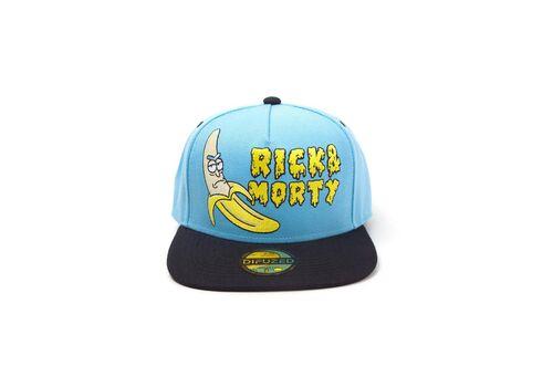 Czapka z daszkiem Rick and Morty - Banana