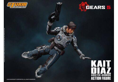 Figurka Gears of War 5 1/12 - Kait Diaz Arctic Armor