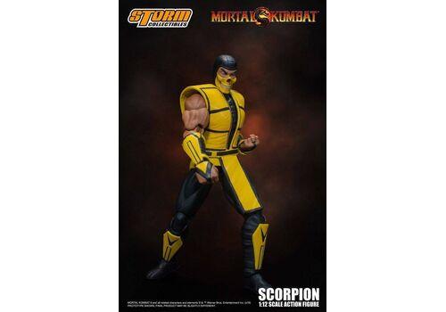Figurka Mortal Kombat 1/12 Scorpion