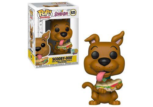 Figurka Scooby Doo POP! - Scooby Doo with Sandwich