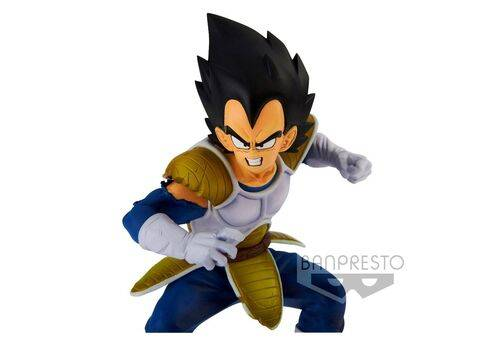 Figurka Dragon Ball Z BWFC - Vegeta Normal Color Ver.