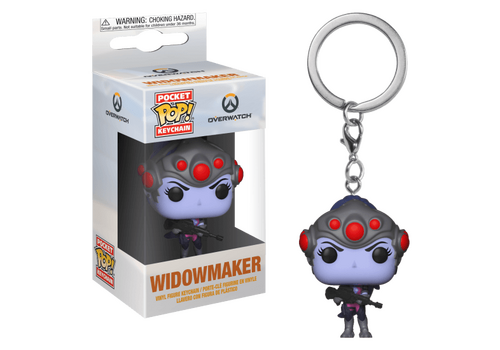 Brelok Overwatch POP! - Widowmaker