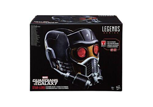 Hełm elektroniczny Marvel Legends - Star-Lord