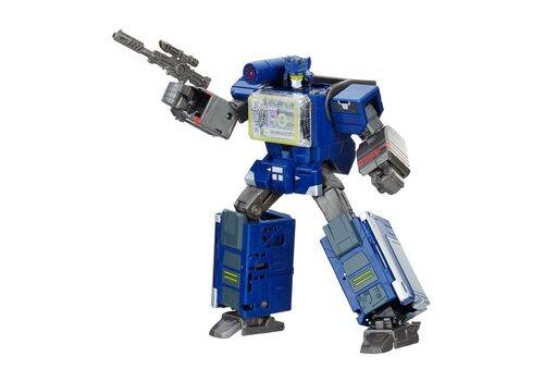 Figurka Transformers Bumblebee Greatest Hits - Soundwave & Doombox, zdjęcie 1