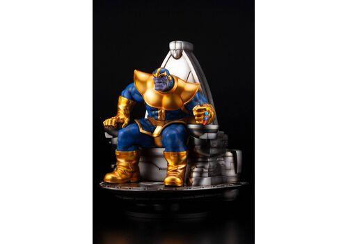 Figurka Marvel Comics Fine Art 1/6 Thanos on Space Throne