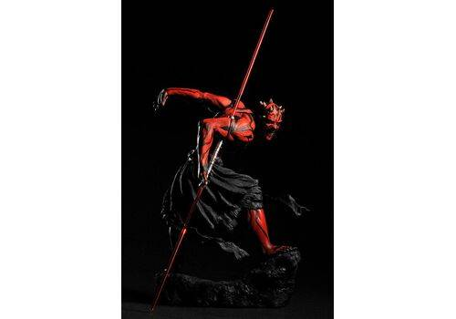 Figurka Star Wars ARTFX 1/7 Darth Maul Japanese Ukiyo-E Style Light-Up Edition