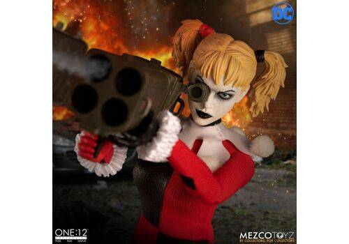 Figurka DC Comics 1/12 Harley Quinn Deluxe Edition