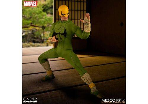 Figurka Marvel 1/12 Iron Fist