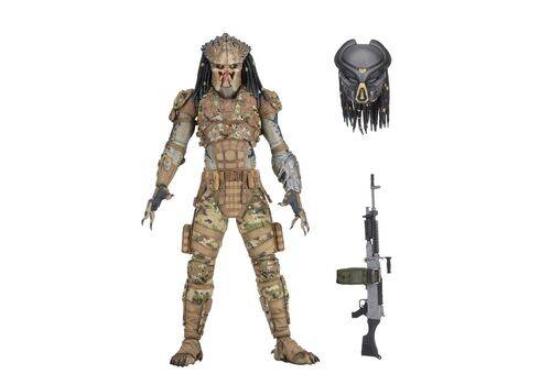 Figurka Predator 2018  - Ultimate Emissary Predator #2