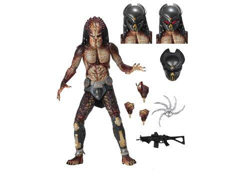 Figurka Predator 2018  - Ultimate Fugitive Predator (Lab Escape)