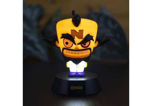 Lampka Crash Bandicoot 3D - Doctor Neo Cortex