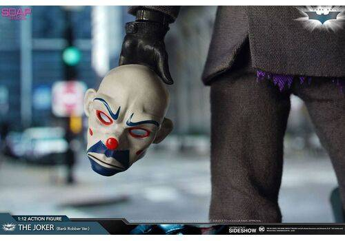 Figurka DC Comics The Dark Night 1/12 The Joker (Bank Robber Version)
