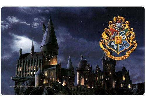 Deska do krojenia Harry Potter - Hogwart