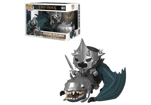 Figurka Lord of the Rings POP! Witch King & Fellbeast