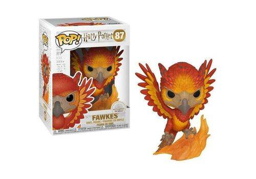 Figurka Harry Potter POP! Fawkes