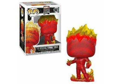 Figurka Marvel 80th POP! - Human Torch (First Appearance), zdjęcie 1