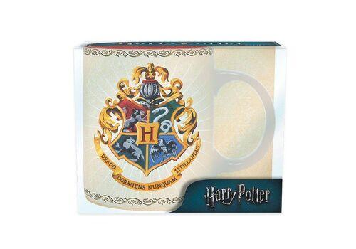Kubek Harry Potter - Hogwart (4 Houses)