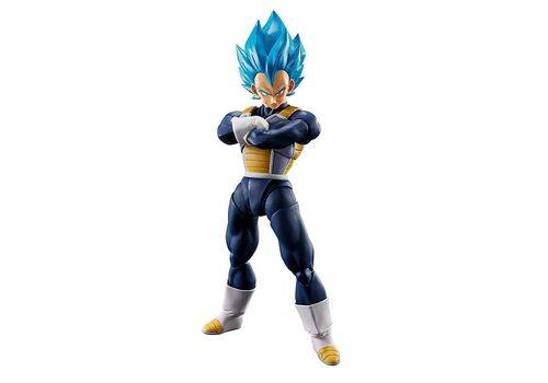 Figurka Dragon Ball Super Broly S.H. Figuarts - Super Saiyan God Super Saiyan Vegeta