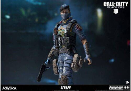Figurka Call of Duty - Seraph z kodem DLC