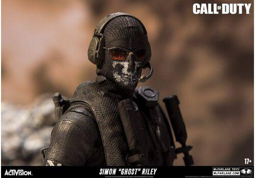 Figurka Call of Duty - Simon 'Ghost' Riley z kodem DLC