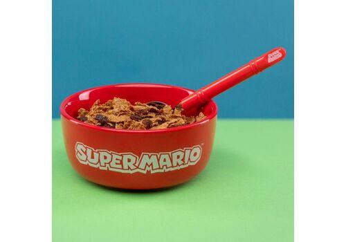 Zestaw śniadaniowy Super Mario - Power-Up Mushroom