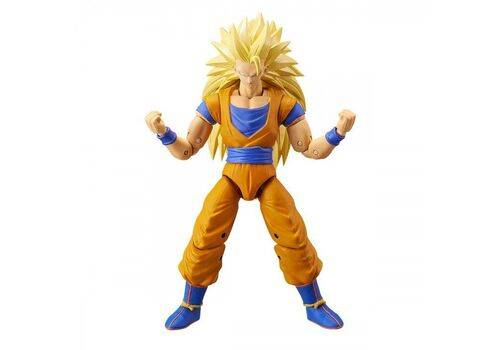 Figurka Dragon Ball Super Dragon Stars - Super Saiyan 3 Goku
