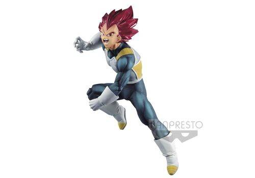 Figurka Dragon Ball Super Blood of Saiyans - Super Saiyan God Vegeta Special VII