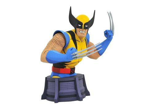 Popiersie Marvel X-Men Animated - Wolverine