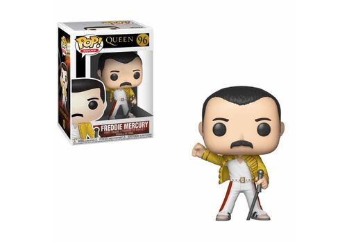 Figurka Queen POP! Rocks - Freddie Mercury Wembley 1986