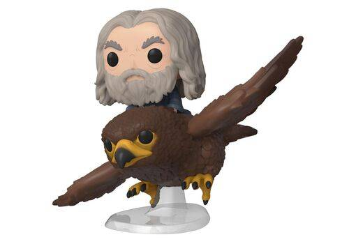 Figurka Lord of the Rings POP! Gwaihir & Gandalf