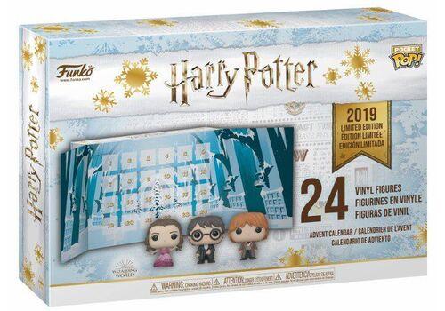 Kalendarz adwentowy Harry Potter Pocket POP! Wizarding World 2019, zdjęcie 1