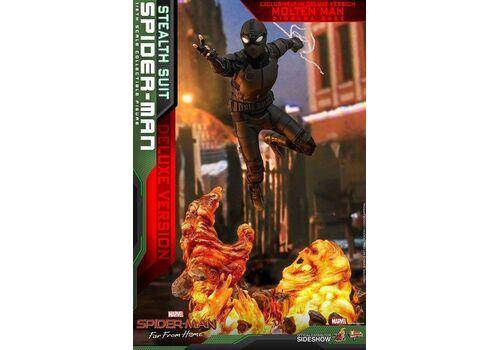 Figurka Spider-Man: Far From Home 1/6 Spider-Man (Stealth Suit) Deluxe Version, zdjęcie 3