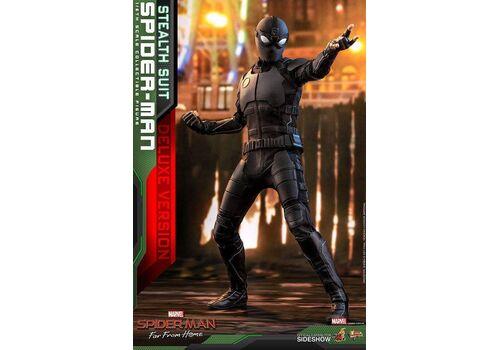 Figurka Spider-Man: Far From Home 1/6 Spider-Man (Stealth Suit) Deluxe Version, zdjęcie 8
