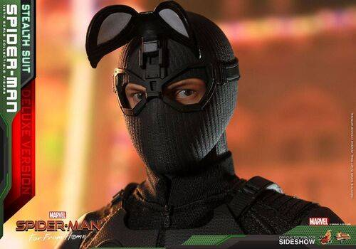 Figurka Spider-Man: Far From Home 1/6 Spider-Man (Stealth Suit) Deluxe Version, zdjęcie 9