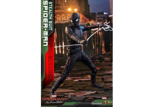 Figurka Spider-Man: Far From Home 1/6 Spider-Man (Stealth Suit) Deluxe Version, zdjęcie 10