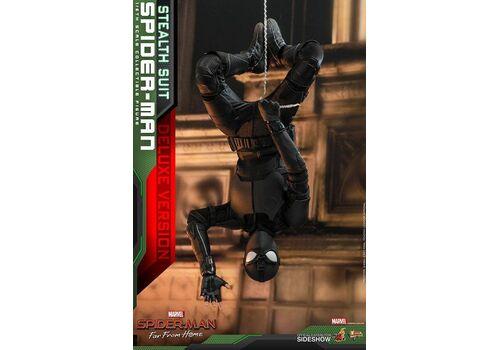 Figurka Spider-Man: Far From Home 1/6 Spider-Man (Stealth Suit) Deluxe Version, zdjęcie 12