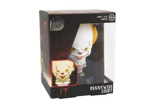 Mini Lampka It / To 3D - Pennywise 10 cm