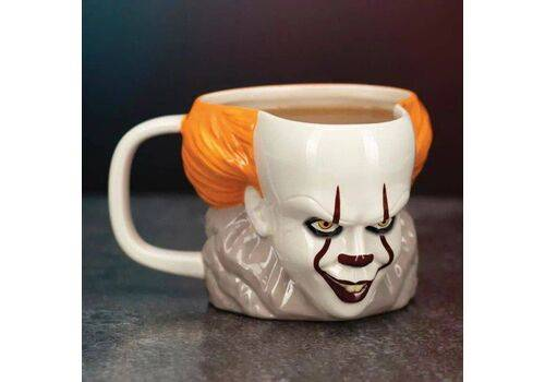 Kubek ceramiczny It / To 3D - Pennywise