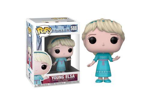 Figurka Frozen II / Kraina Lodu 2 POP! Disney - Young Elsa