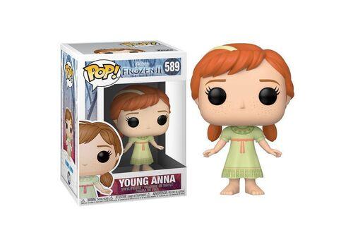Figurka Frozen II / Kraina Lodu 2 POP! Disney - Young Anna