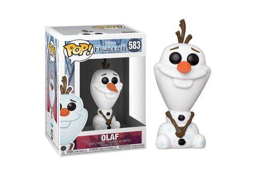 Figurka Frozen II / Kraina Lodu 2 POP! Disney - Olaf